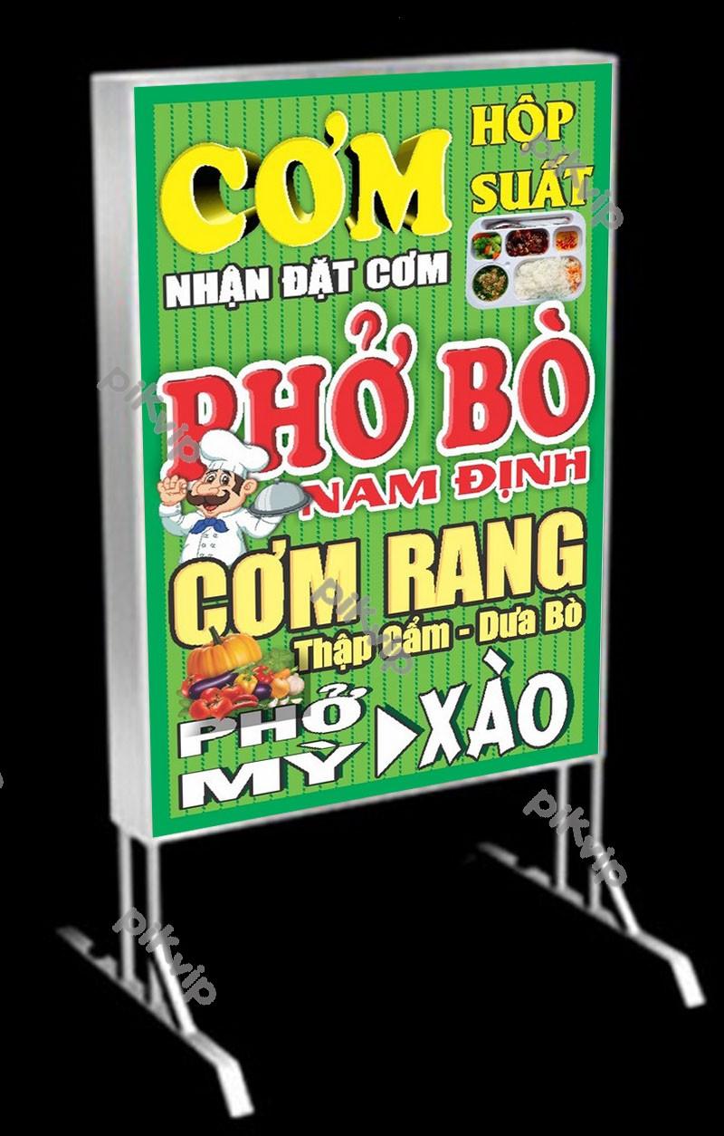 Mẫu bảng biển quảng cáo 2020 001