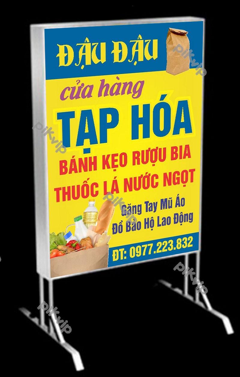 Mẫu bảng biển quảng cáo 2020 003