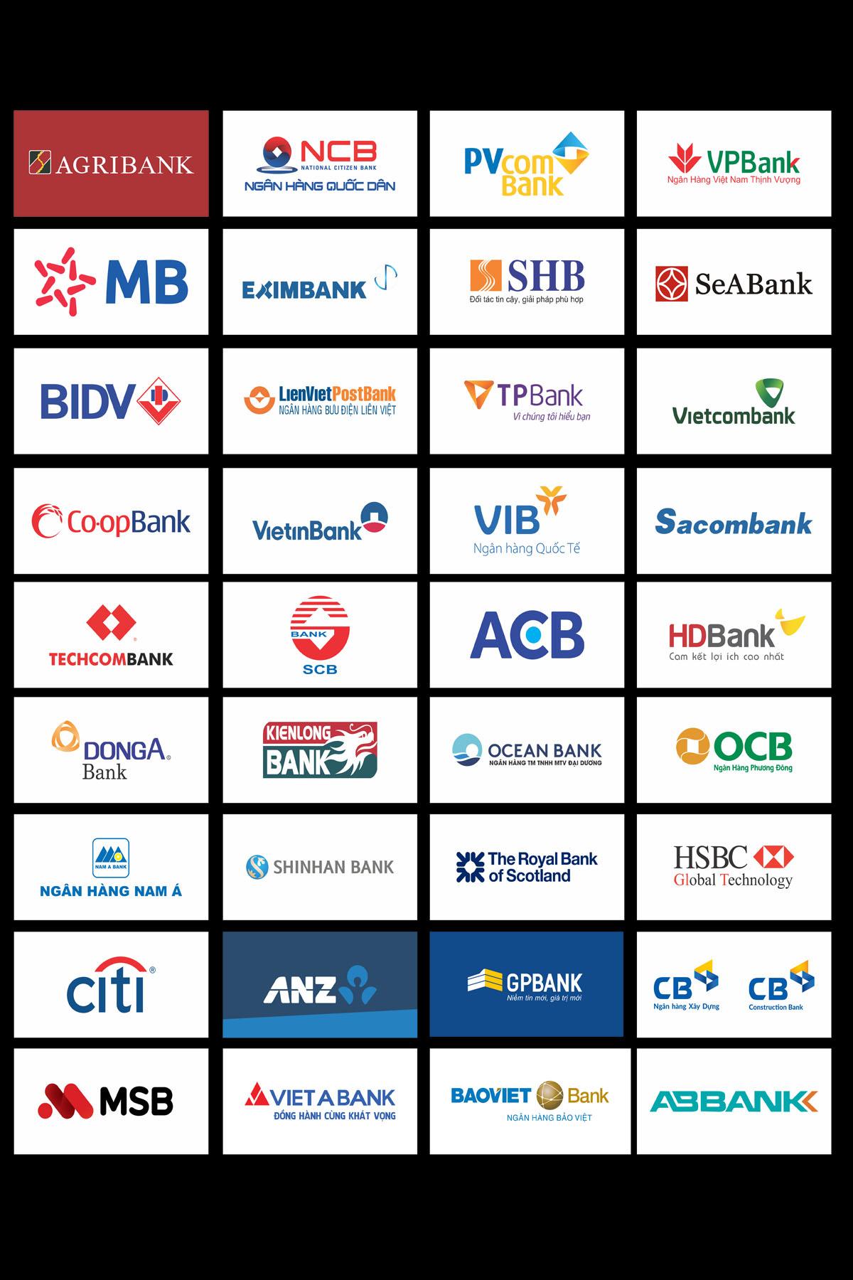 Tổng hợp 50 logo các ngân hàng tại việt nam file corel